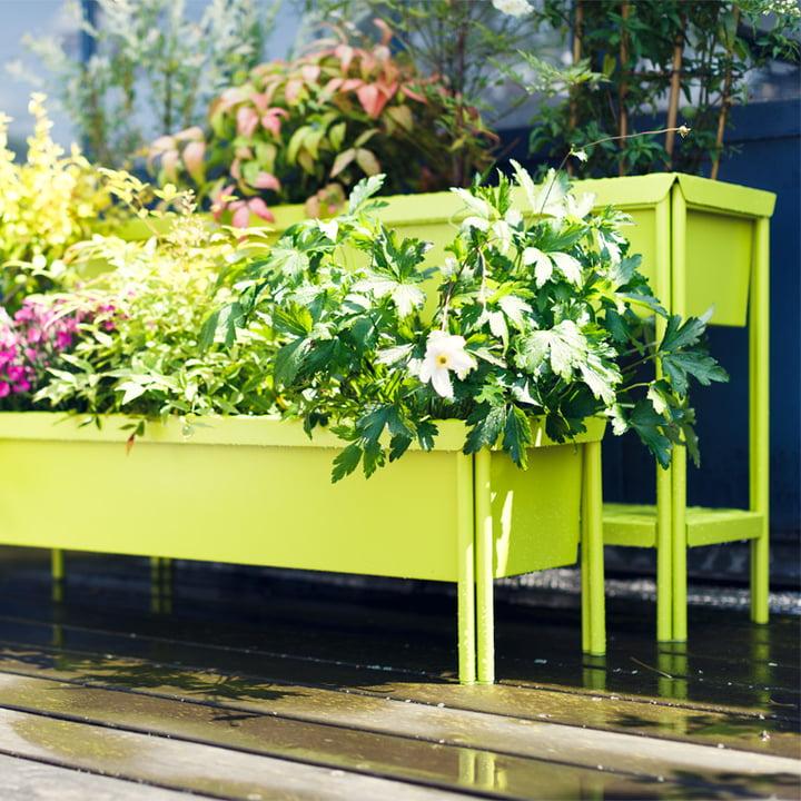 Jardini re terrazza grand format Jardiniere exterieur grand modele