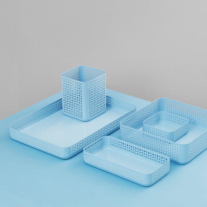 Les boîtes de rangement Nic Nac sont des boîtes de rangement utiles