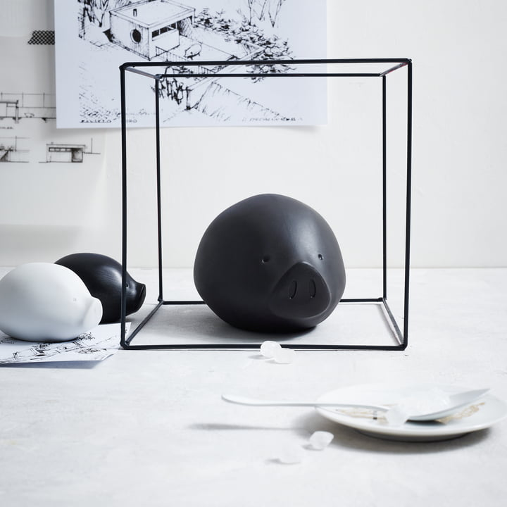 La collection Roro en noir et blanc de Rosenthal