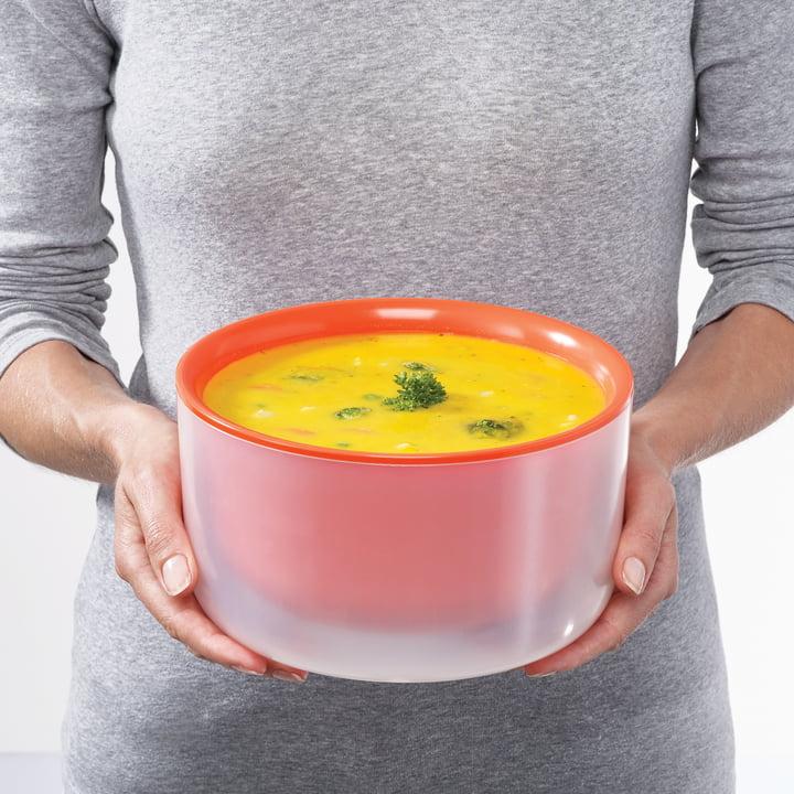 Joseph Joseph - Bols pour micro-ondes M-Cuisine Cool-Touch