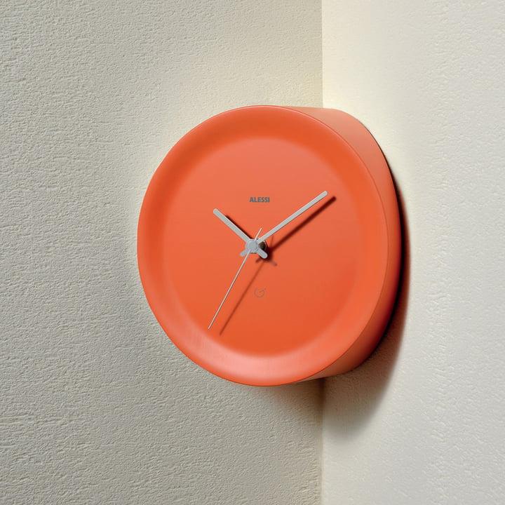Forme réduite d'horloge d'angle Ora