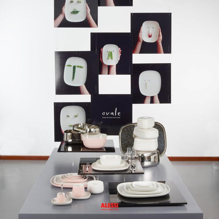 Collection Ovale par Alessi