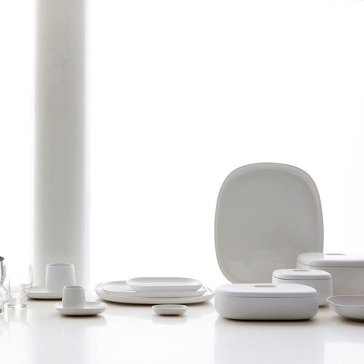 Collection de vaisselle Ovale