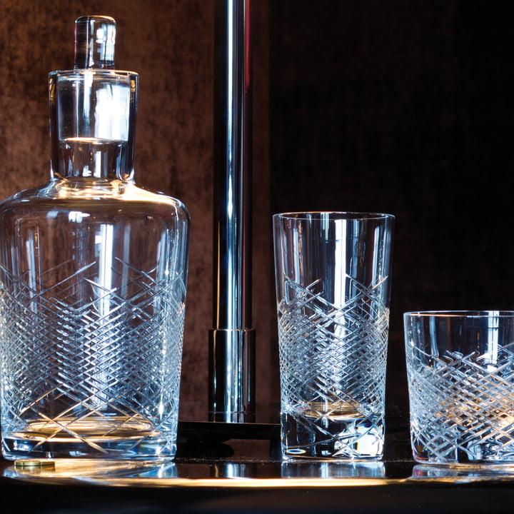 service whisky hommage de zwiesel 1872. Black Bedroom Furniture Sets. Home Design Ideas