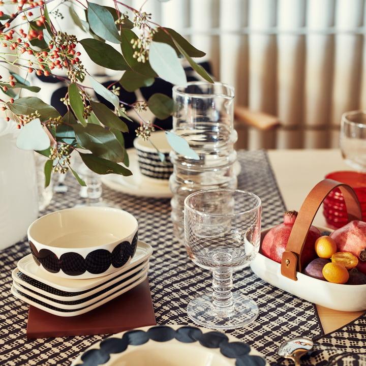 Couverts simples de Marimekko
