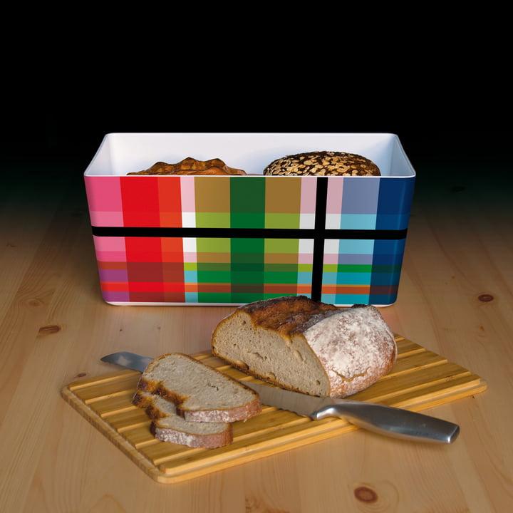 Boîte à pain avec couvercle en bambou de Remember