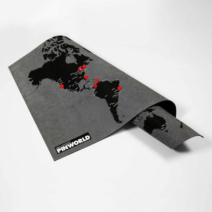 Palomar - Pin World, noir