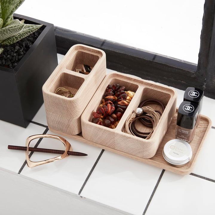Collection Create Me d'Andersen Furniture dans la salle de bains