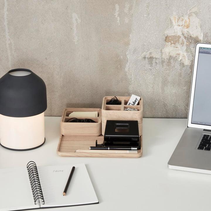 Collection Create Me d'Andersen Furniture sur le bureau