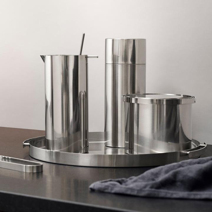 Stelton - Cylinda Line insul. ice bucket