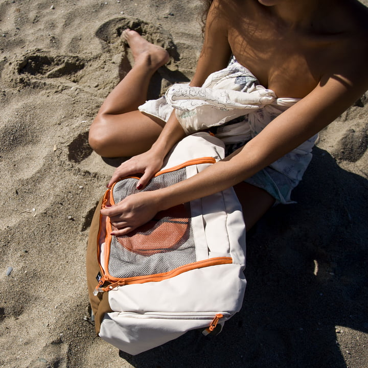 Sac de plage Ika Kopu de Terra Nation
