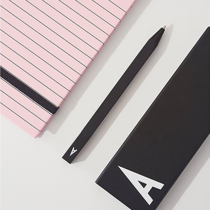 Pencil Case et Pen Personal de Design Letters