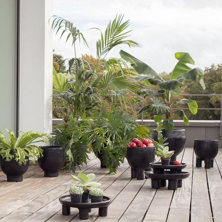 Pots, vases et bols en céramique