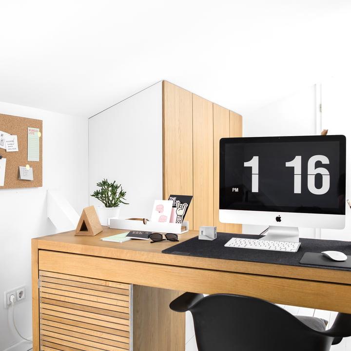 Home-Office avec Book Hook et panneau d'affichage