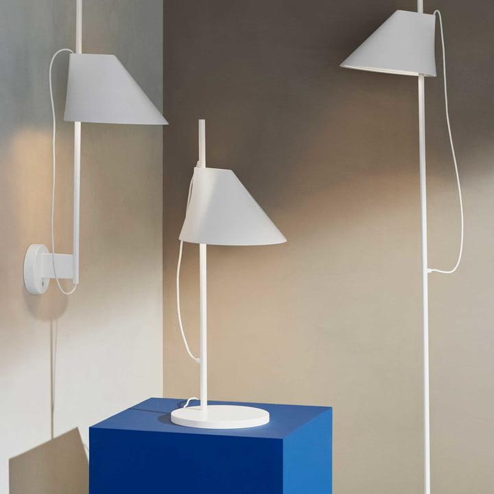 lampe murale yuh de louis poulsen connox. Black Bedroom Furniture Sets. Home Design Ideas