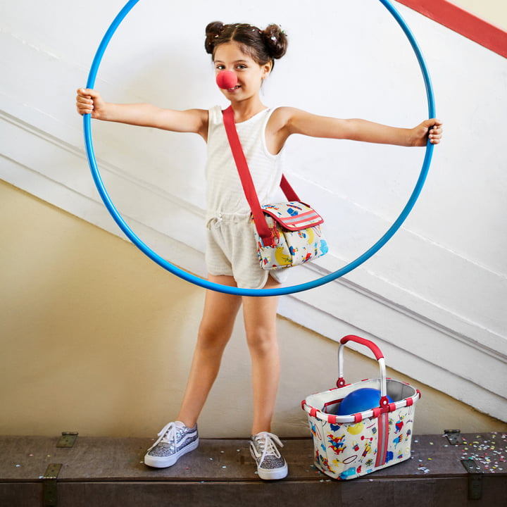 reisenthel - everydaybag kids, circus et carrybag XS kids, circus