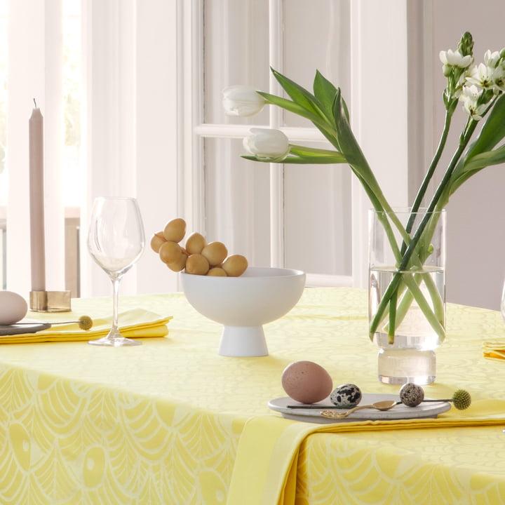 Un repas de Pâques en famille