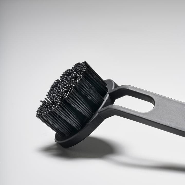 La brosse à vaisselle de Zone Denmark, du set d'accessoires pour laver la vaisselle Dry Art