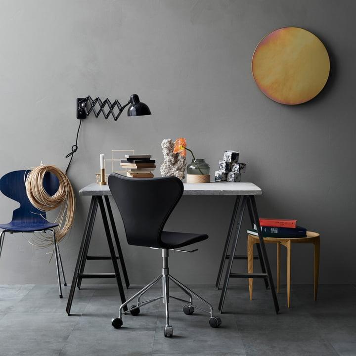 Miroir Studio Roso par Fritz Hansen