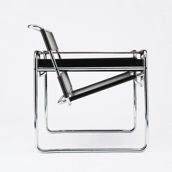 La chaise B3 Wassily de Knoll