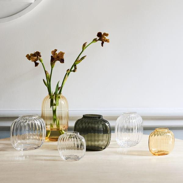 Vases Primula de Holmegaard